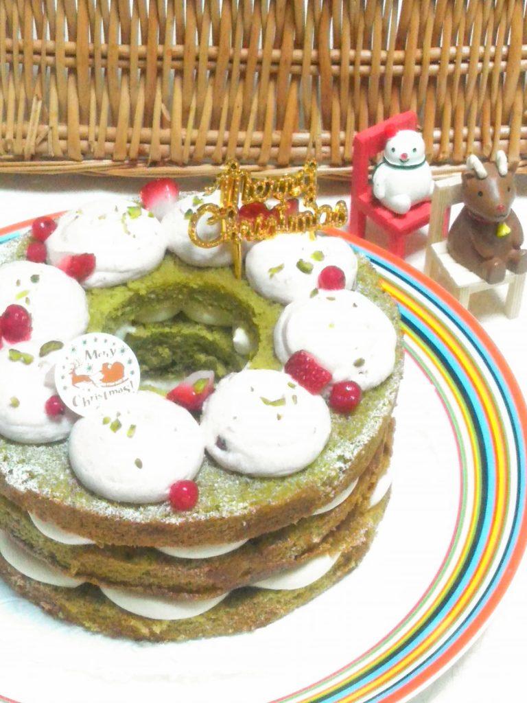 ケーキ/クリスマスメニュー